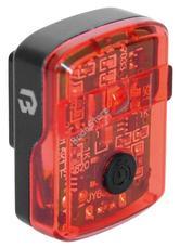 BIKEFUN Lámpa BF hátsó Nit USB (100/ctn) JY-6080A-T1