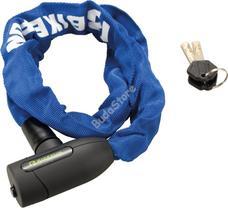 BIKEFUN Lakat BF CityChain 2 lánc 5x850 mm, kék (20/kart) L6044-5-850-BL