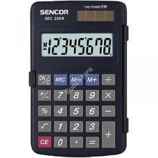 SENCOR SEC 229/8 zsebszámológép SEC229/8