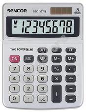 SENCOR SEC 377/8 Asztali számológép SEC377/8
