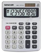SENCOR SEC 377/10 Asztali számológép SEC377/10