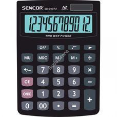 SENCOR SEC 340/12 Asztali számológép SEC340/12