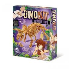 BUKI Dínó felfedező készlet Triceratops