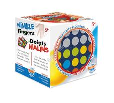 BUKI Fejlesztő játék - Fürge ujjak