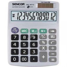 SENCOR SEC 367/12 Asztali számológép SEC367/12