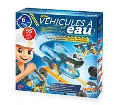 BUKI Kísérletező készlet Mini vízi járművek