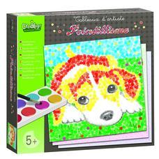 CreaLign Művészi pontfestés - Állatok