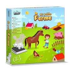 CreaLign Mese nyomdakészlet - A farm