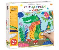 CreaLign Mágikus színező - A dzsungel állatai