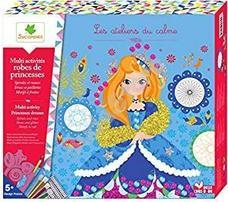 SYCOMORE Kreatív készlet - Csillogó hercegnők