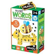 HEADU Első szavak angolul