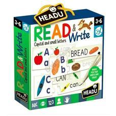 HEADU Olvasás és írás angolul