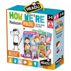 HEADU How we are made