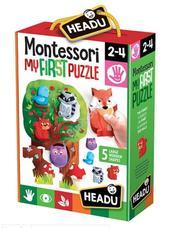 HEADU Montessori Puzzle Az Erdő