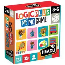 HEADU Memória játék - Logika plusz