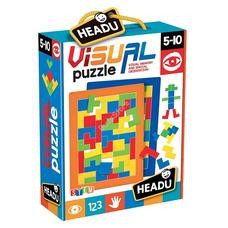 HEADU Vizuális gondolkodást fejlesztő puzzle