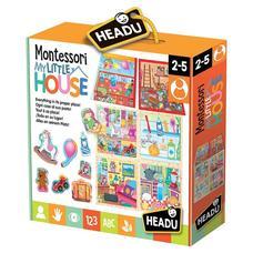 HEADU Multifunkciós Puzzle - Az én kicsi házam