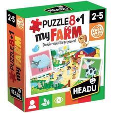 HEADU Puzzle 8+1 Tanya