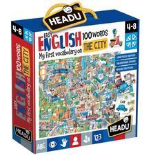 HEADU Könnyen angolul 100 szó város - Easy English 100 Words City