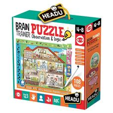 HEADU Agytorna - Brain Trainer Puzzle