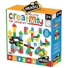 HEADU Montessori Kreatív építkezés