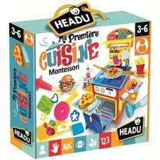 HEADU 3D Szerepjáték Puzzle - Premier konyha