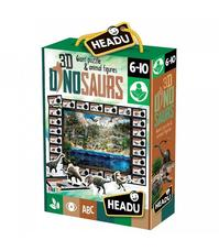 HEADU 3D Dinók Puzzle játék