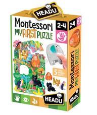 HEADU Montessori Puzzle Dzsungel