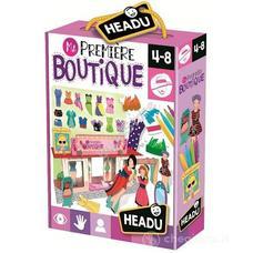 HEADU 3D Szerepjáték Puzzle - Divatos butik