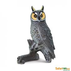 SAFARI Szürke fülesbagoly - Long Eaared Owl