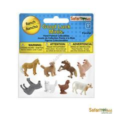 SAFARI Fun Pack Ranch - Móka csomag tanyasi állatok