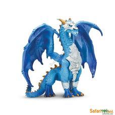 SAFARI Blue Guardian Dragon - Kék őrsárkány