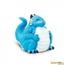 SAFARI Puff Dragon - Puff ég kék sárkány