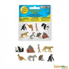 SAFARI Fun Pack Exotic - Exotikus móka csomag vadállatok