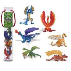 SAFARI Lair of the Dragons Collection 1 - Sárkány figura gyűjtemény