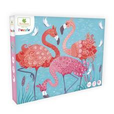 SYCOMORE Puzzle - Flamingók 100db-os