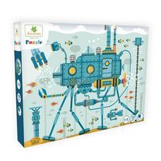 SYCOMORE Puzzle - A víz alatti világ 100db-os
