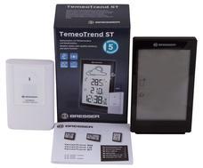 Bresser TemeoTrend ST RC időjárás állomás fekete 73265