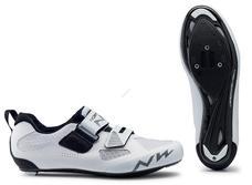 NORTHWAVE Cipő NW TRIAT. TRIBUTE2 CARBON 44 fehér 80204020-50-44