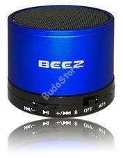 BEEZ BT-3BLU Bluetooth hangszóró kék
