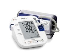 OMRON M10-IT Automata felkaros vérnyomásmérő
