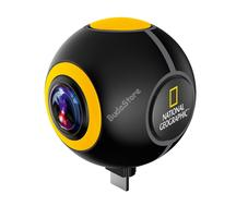 Bresser National Geographic HD 720° Android Action kamera 73394