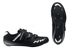 NORTHWAVE Cipő NW ROAD CORE PLUS 50 fekete 80191014-10-50
