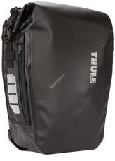 THULE Táska TH PNP Shield Pannier 1db, 17l csomagtartóra fekete TH3204208