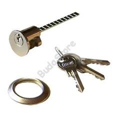 JKH SB zárbetét 784 felsőzárhoz 3 kulcs réz 3286500