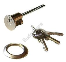 JKH zárbetét 784 felsőzárhoz 3 kulcs réz 3286503