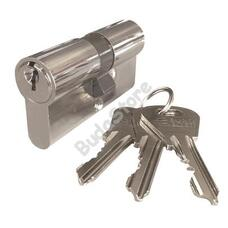 JKH zárbetét ELZETT XT 27/35mm 3 kulcs nikkel 3286630
