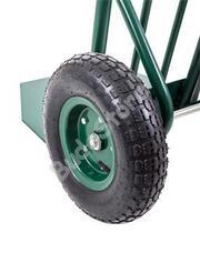 G21 pótkerék a 280 kg Profi molnárkocsihoz zöld G21WH280 63908683