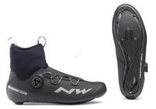 NORTHWAVE Cipő NW ROAD CELSIUS R GTX 43 téli, fekete 80204033-10-43
