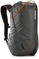 THULE Táska TH háti Stir 18L fekete 0,42 kg, 20x20x45 cm, kulacszsebbel 3203560 esővédő külön kapható TH3204088